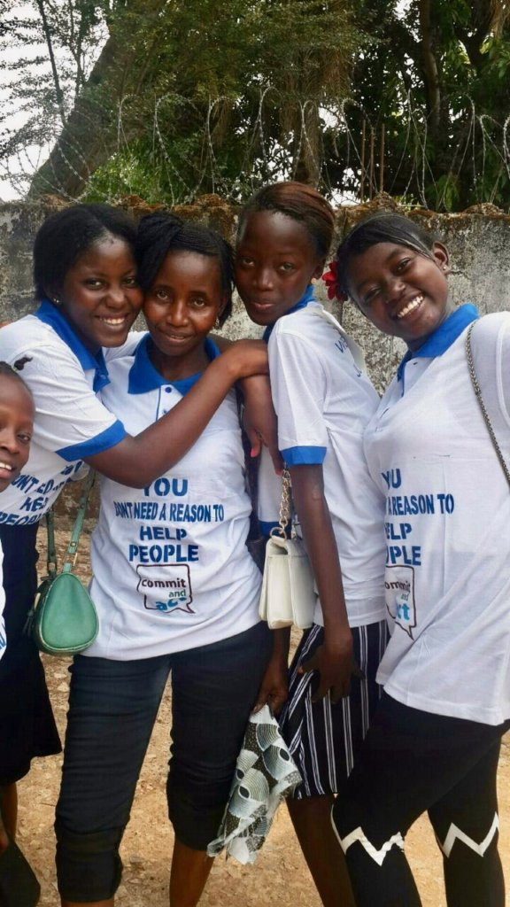 Helping Abused Girls, Sierra Leone
