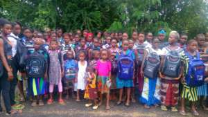 Kids in Sierra Leone