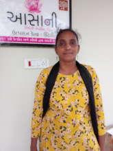 Zahida - part of the Sales team at Asani