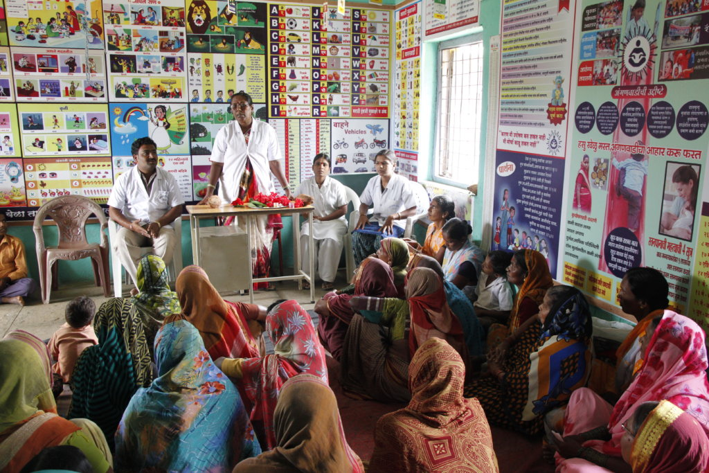 Quality Healthcare to70000 patients in Rural India