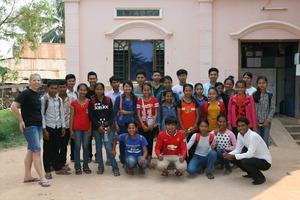 Life Skills students at Salariin Kampuchea