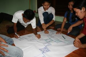 Preparing the presentations