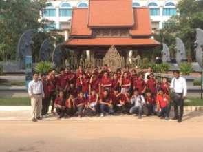 Life Skills students visit local hotel