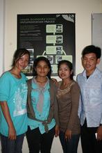 The Interns at This Life Cambodia