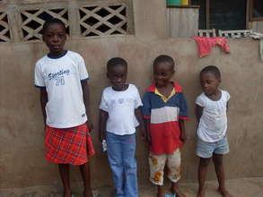 Sponsored kids