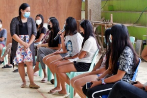 Mentorship session on Self Mapping in Cebu