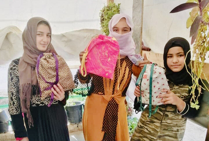 Dignity for Refugees & Internally Displaced Women