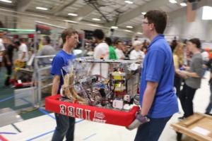 FIRST Robotics Competition team