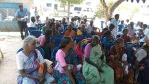 patients in camp