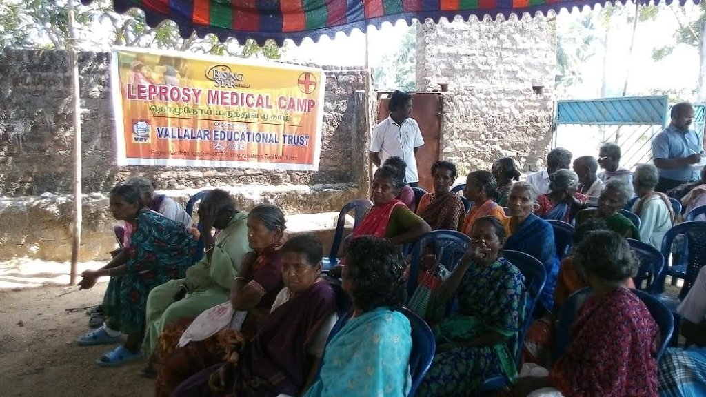 Supporting Those Affected by Leprosy
