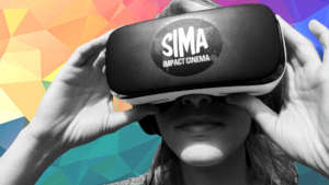 SIMA Virtual Reality Salon in October 2017