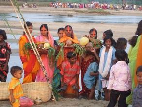 Our festival chhach