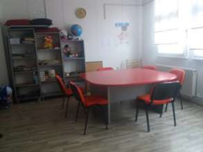 The classroom of the centre