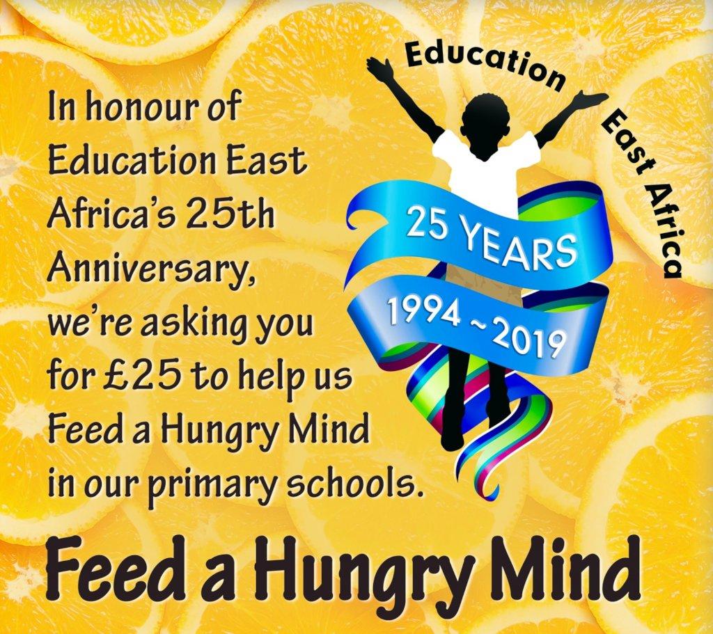 Feed A Hungry Mind