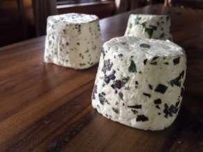 Kyaninga fresh goats' cheese
