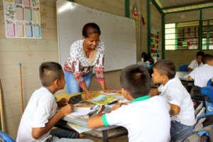 El Mariano School - Apartado, Colombia