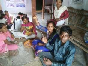 Girls from Odisha