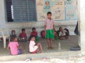 kids from Odiha