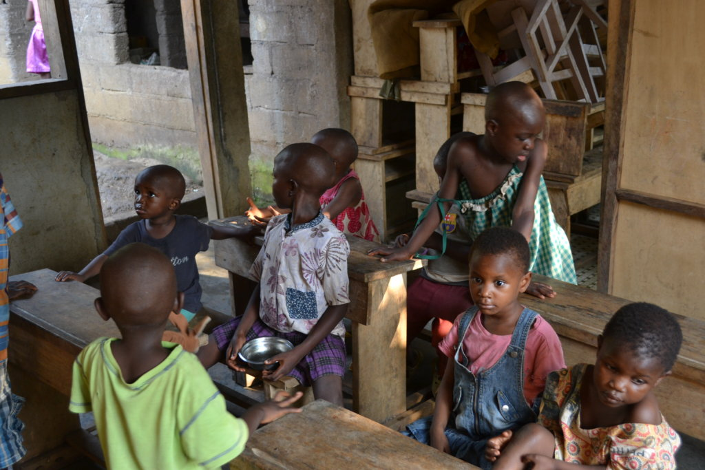 Build School of Hope for 40 Orphans