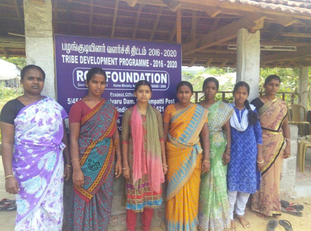 Training centre construction for Tribe Women &Girl