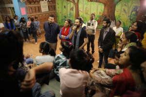 Music Composer Shekhar Ravijiani's visit