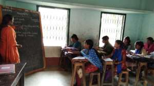 Coaching Support for sponsored adolescent girls