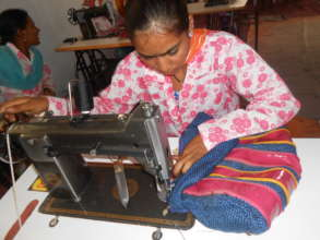Bag making Vocational Education