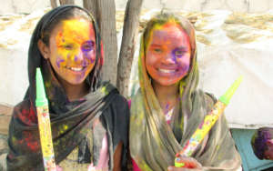 The festival of Color, HOLI Celebration !!