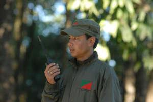 VRP Training at Manas National Park