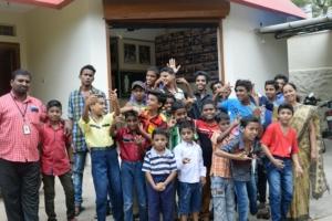 shelter children
