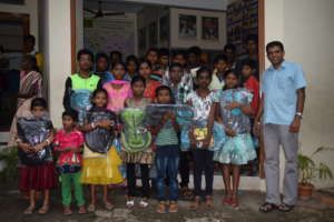 School Bags Distribution - 2016 Academic Year