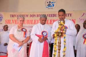 25 years of Trivandrum Don Bosco Veedu Society
