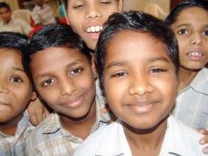 Clothes for 300 Children At Don Bosco Trivandrum