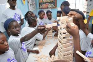 Timeout For Africa Education and Sports Foundation