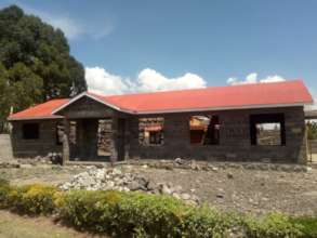 Dining Hall 2 @ the Live&Learn in Kenya Ed. Center