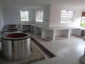 LLK School Kitchen Construction Inside - 4