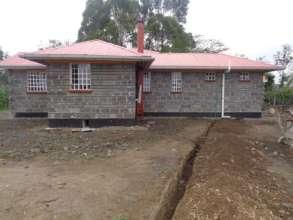 LLK Education Center Kitchen Construction