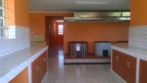 A modern kitchen needs a hygienic dining hall