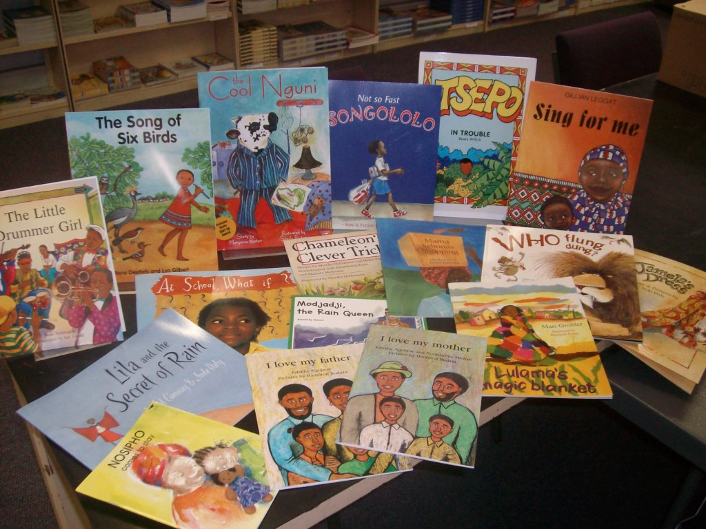 Library books needed for 25 rural schools