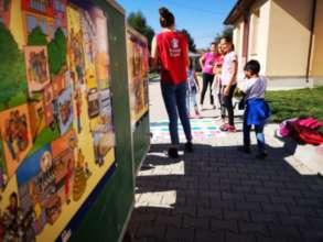 Mobile School in small doses
