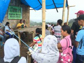 Training on small-scale farming