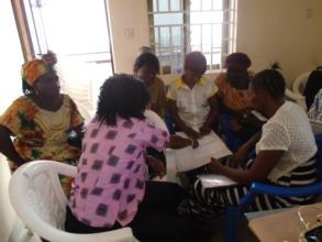 community facilitators training