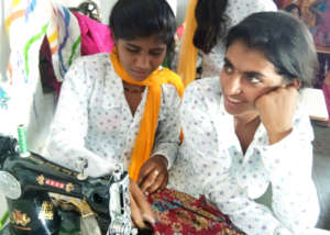 Empowering Deprived Girls with Skill Development !