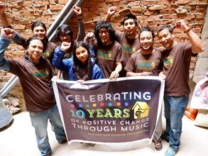 Musica celebrates PFCF's 10th Anniversary!