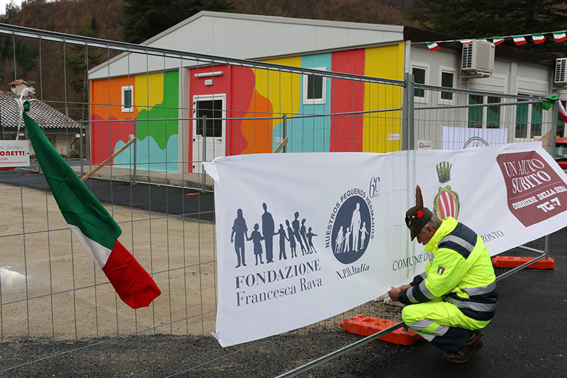 Help the kids affected by the eartquake in Norcia