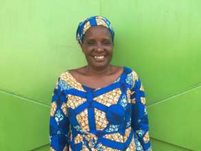 MindLeaps Community Facilitator Salaama Numukobwa