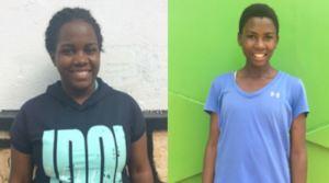 MindLeaps Students Turned Teachers, Sifa & Gisele