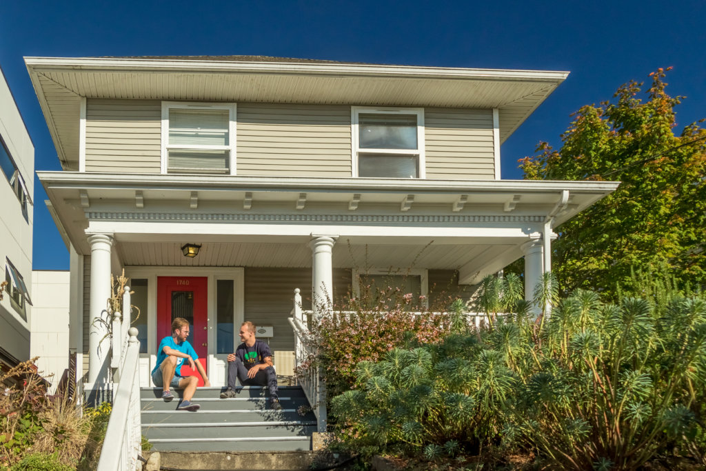 Housing for People Living w/ Mental Illness
