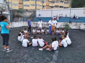 Oficina de Capoeira