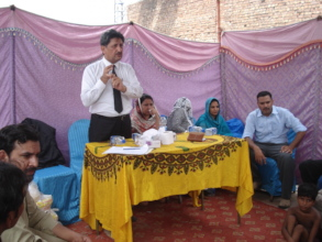 awareness on free legal aid and family laws